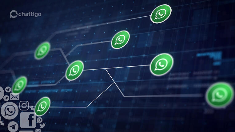 whatsapp-icon-line-connection-of-circuit-board
