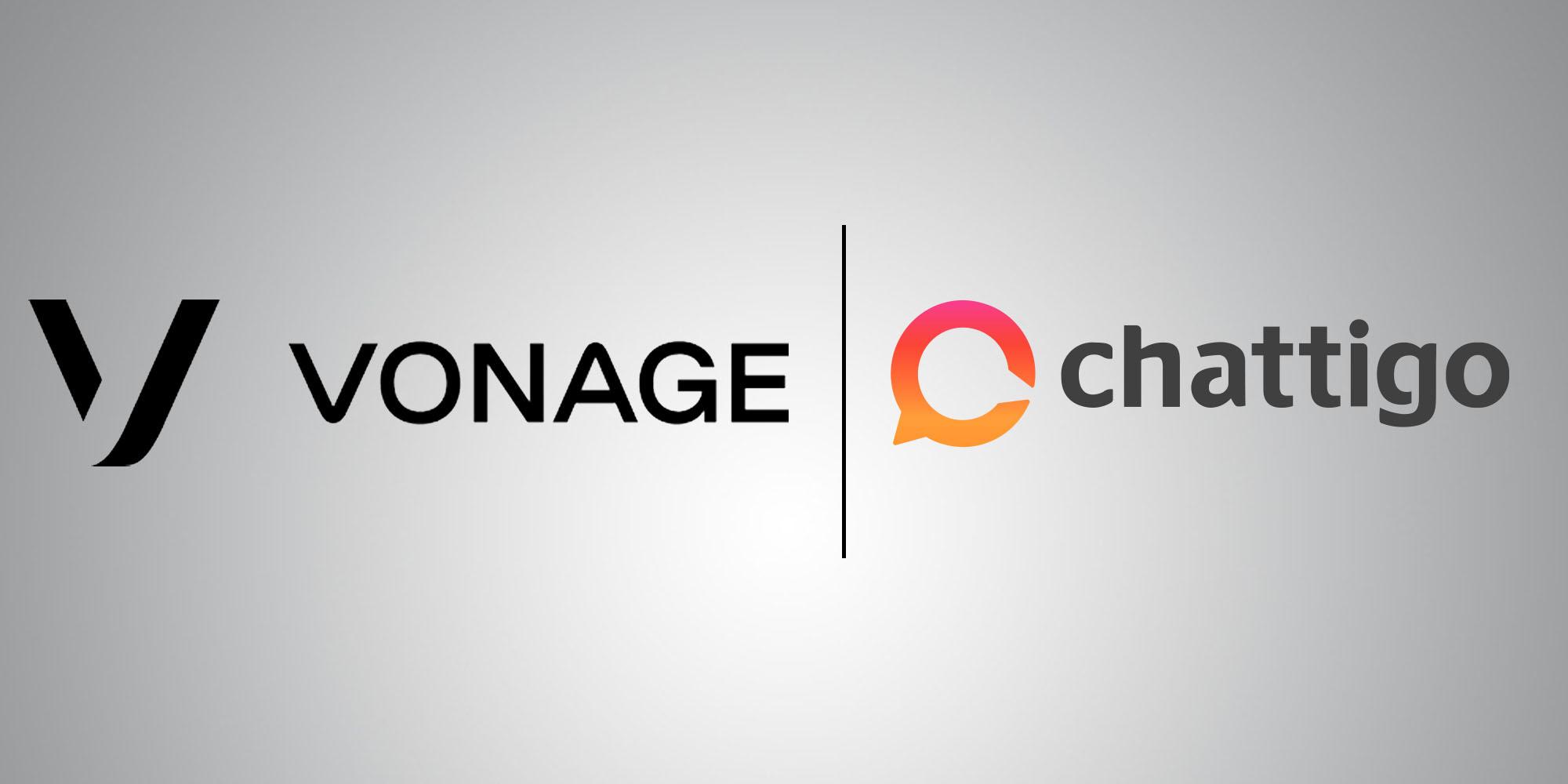 Premio Vonage a chattigo por su rápido crecimiento